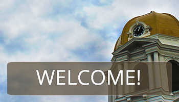 Riverside Community Church Welcome Image