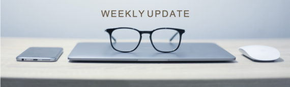 April 19, 2020 – Weekly Update