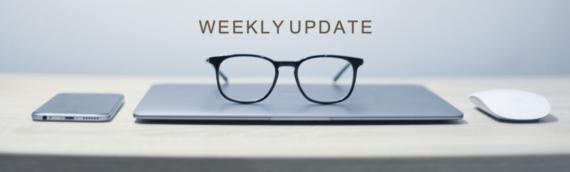 April 22, 2020 – Weekly Update